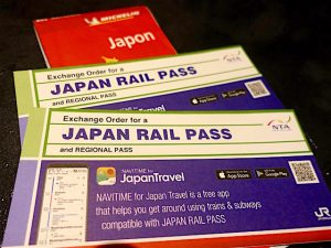 JR Pass - preparations in Japan