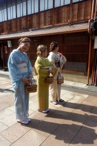 Maisons en bois Kanazawa