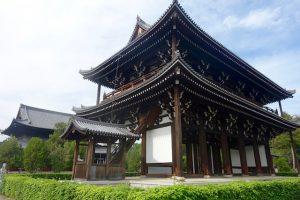 Temple Tofuku-ji - sud de Kyoto