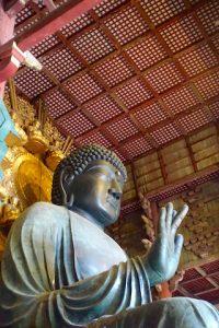 Bouddha a NARA