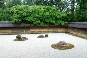 Jardin Ryôan-ji - nord de Tokyo