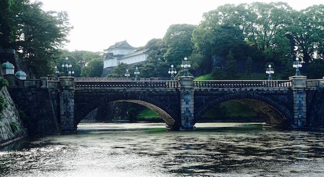 Palais impérial - Tokyo