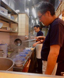 Preparation Ramen - Plats japonais
