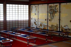 Temple Tenryu-ji - nord de kyoto