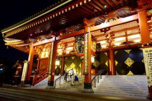 Temple Senso-ji - Tokyo