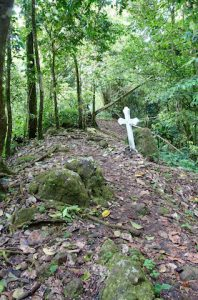 Chemin de croix - Montagne du Vauclin