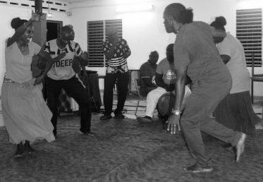 Pas de danse - K' Tam Perkisyon
