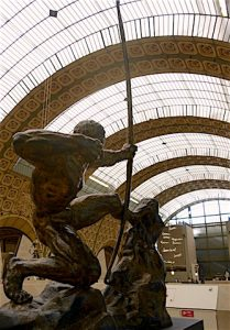 Orsay un week-end a Paris