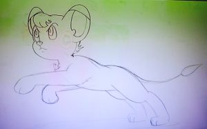 Tezuka Le roi Leo