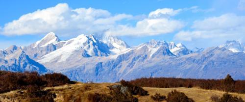 Mont Kayanjin Gompa