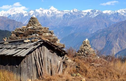 Vallée Langtang