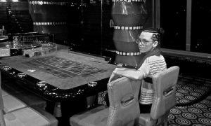 Casino au bord du paquebot