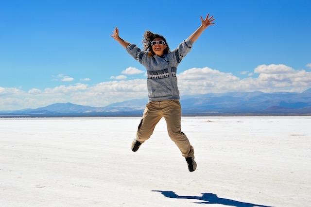 Mendoza desert de sel Salta