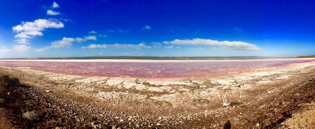 Gregory Hutt lagoon West Coast