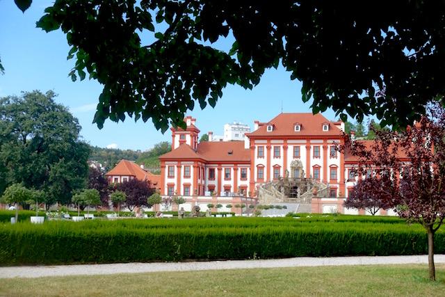 Chateau Troja Prague