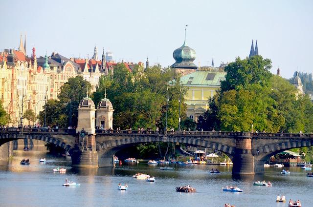Capitale Prague Architecture