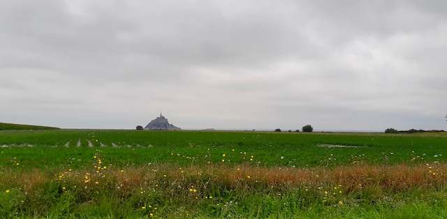 Berge Couesnon Mont Saint-Michel