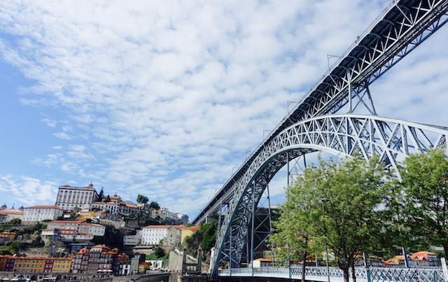 Pont Luis 1er - incontournables a Porto