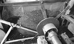 Scierie du moulin hydroelectrique