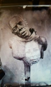 Sculpture de Sandrine Plante-Rougeol
