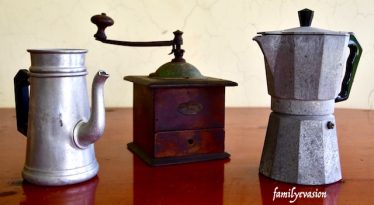Cafetiere - ustensile