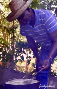 Fabrication huile de carapate