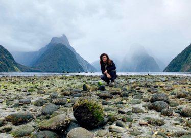 Kayak en Nouvelle-Zelande - Maelle