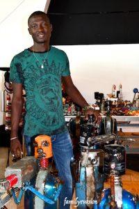 Nicolas Djani - couleurs ivoiriennes