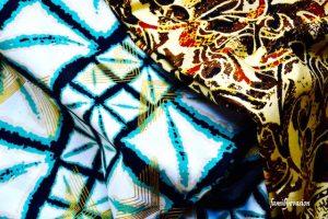 wax - couleurs ivoiriennes
