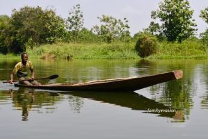 Pecheur - safari photo