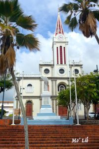 Lamentin Eglise - histoires de clochers