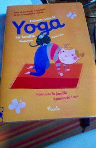 Yoga - enfants et confinements