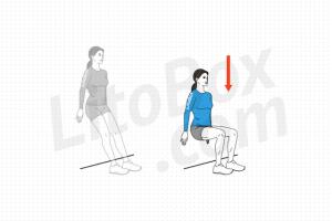 exercice-chaise - sportcrobate