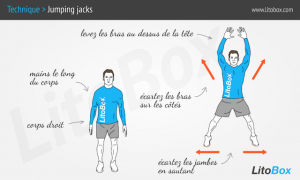 jumping jack - sportcrobate