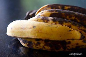 banane jaune - sucres complexes