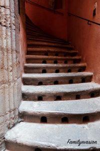 escalier - estime de soi