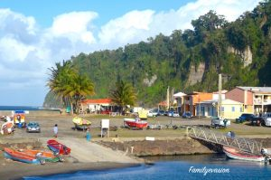 Port de Grand-Riviere - Martinique - familyevasion