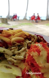 Grill Riverain - Balade en Martinique - familyevasion