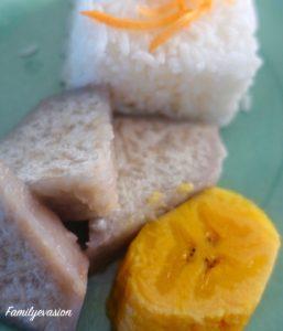 Sucres - repas - familyevasion