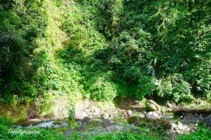 Bain de riviere- Grand Riviere