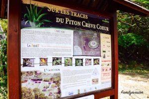 Depart Piton creve-coeur