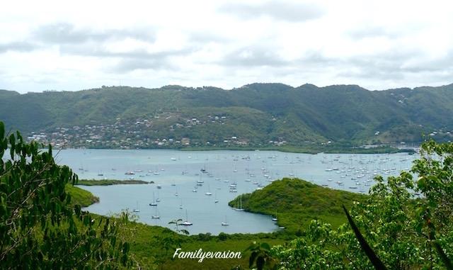 Marina du Marin - familyevasion