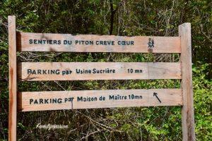 Piton creve-coeur - sud de la Martinique - familyevasion