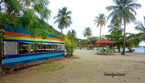 Restos Anse Figuier - sud de la Martinique - familyevasion