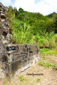 Sucrerie - balade Martinique - familyevasion