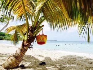 plage anse Figuier - sud de la Martinique - familyevasion