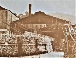 Ancienne sucrerie du Marin