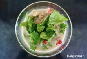 Basilic - smoothie