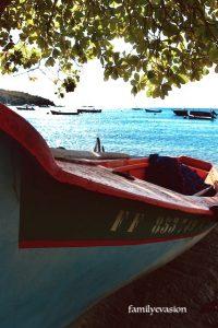 Canot - Grande Anse