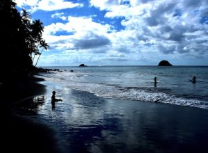 Plage de Anse Couleuvre - credit photo Clara Adenet